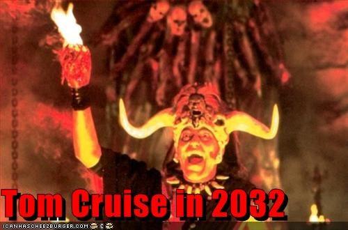 crazy creepy Indiana Jones movies scientology Tom Cruise - 1739395328