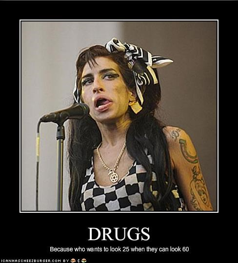 amy winehouse crazy creepy drugslots-and-lots-of-drugs Music UK - 1742871808