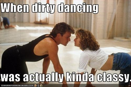 dirty dancing,Patrick Swayze
