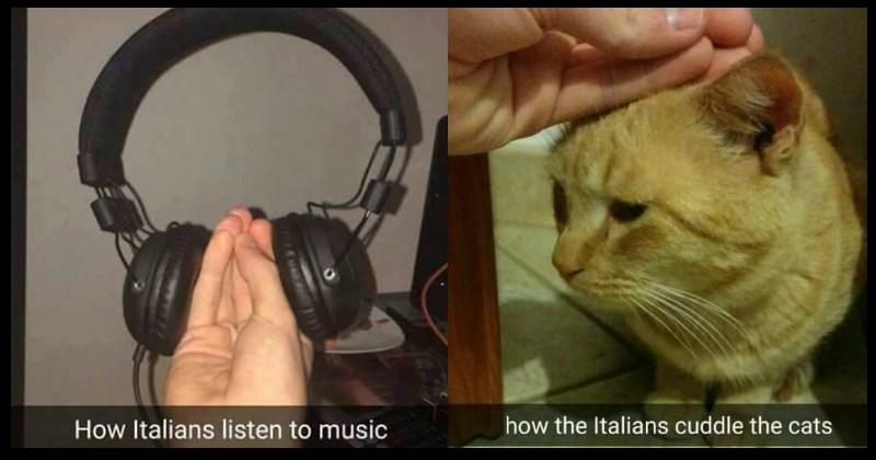 italian Italy funny - 1752069