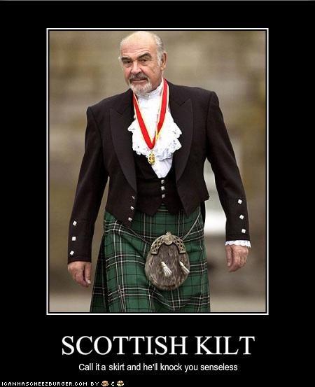 Scottish Kilt Cheezburger Funny Memes Funny Pictures