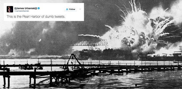 twitter pearl harbor world war II - 1757701