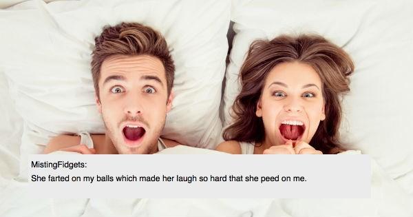 weird sexual experiences