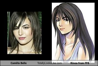 Camilla Belle Totally Looks Like Rinoa From Ff8 Cheezburger