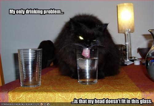 drinking problem,thirsty,water