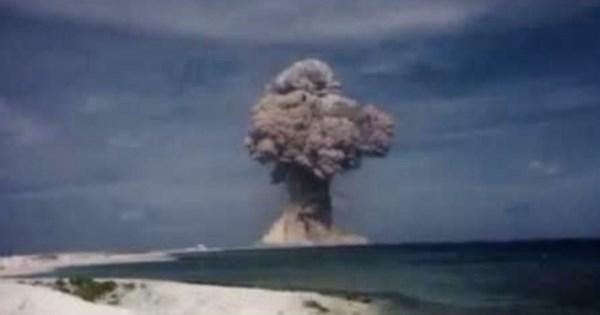 bomb nuclear - 1762053