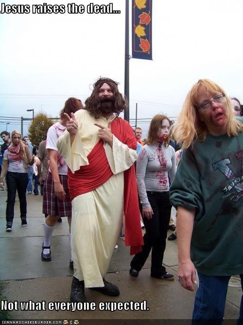 jesus,religion,zombie