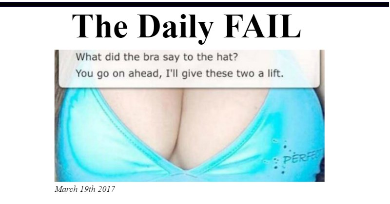 Memes The Daily Fail meme list - 1771781