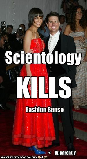 crazy,katie holmes,movies,scientology,Tom Cruise