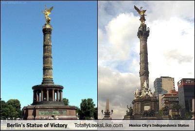 berlin Germany mexico statue - 1779868928