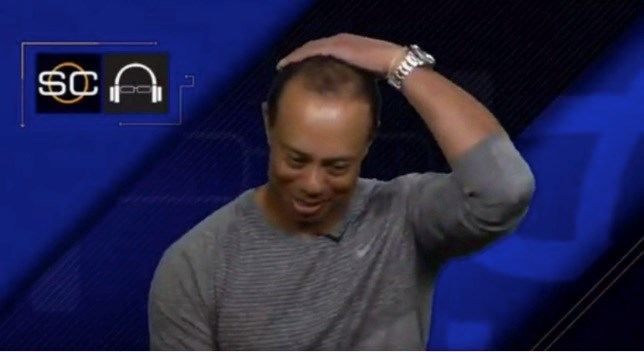 twitter sports reactions Tiger Woods - 1787909