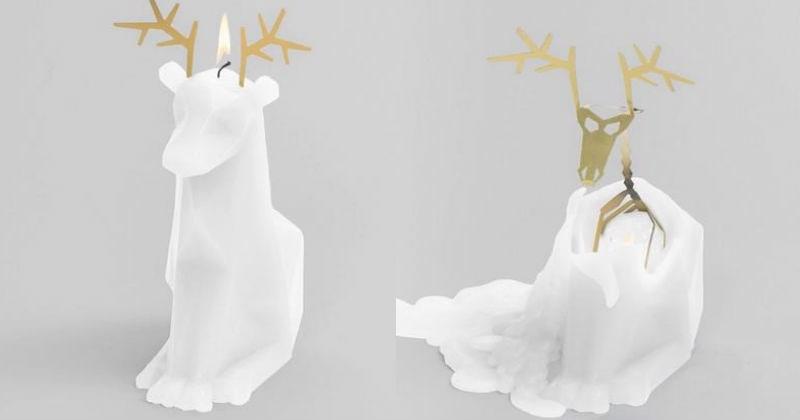 candles candle cute unique lit - 1796613