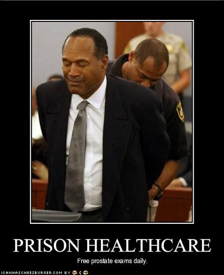 health,murderer,OJ Simspon,prison
