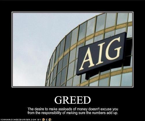 AIG,Economics