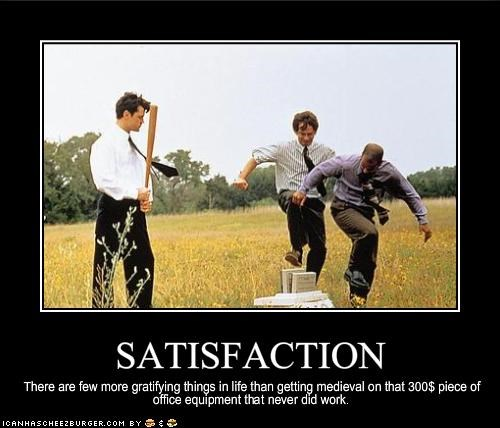 ajay naidu david herman Office Space ron livingston satisfaction - 1806652672