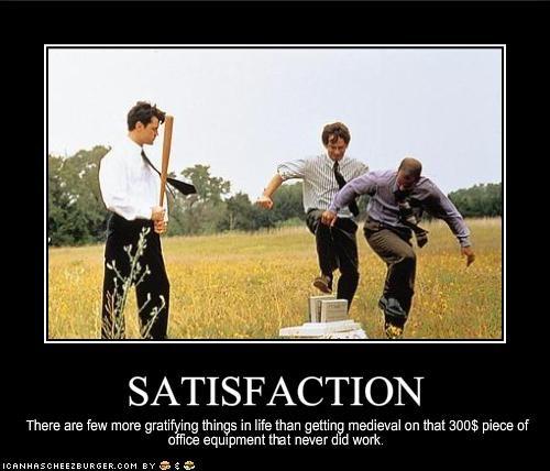 ajay naidu david herman Office Space ron livingston satisfaction - 1806652672