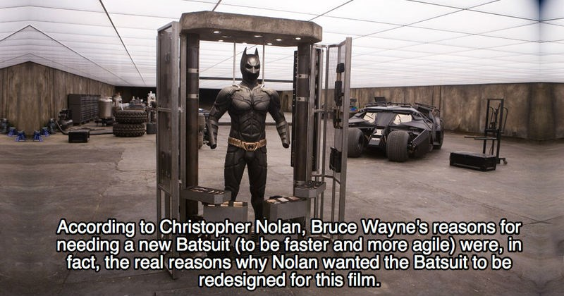 movies batman the dark knight christopher nolan true facts - 1813509