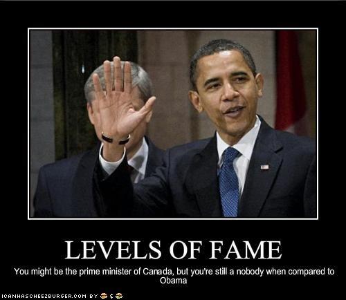 barack obama Canada conservative democrats president prime minister stephen harper - 1819027200