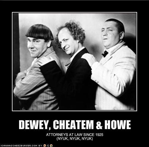 dewey cheatem & howe