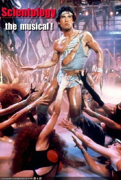 john travolta musicals scientology - 1832071424