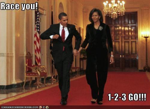barack obama democrats First Lady Michelle Obama president race
