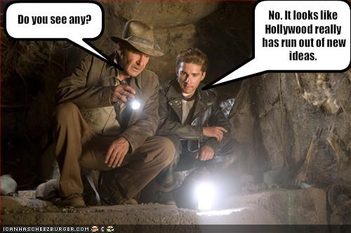 Harrison Ford,ideas,Indiana Jones,shia labeouf