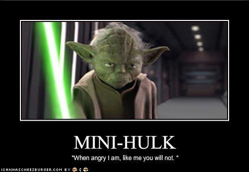 movies muppets star wars the incredible hulk yoda - 1842257152