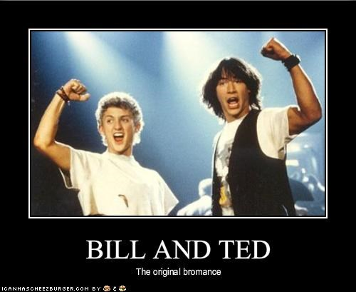Alex Winter,bill and ted,bromance,keanu reeves