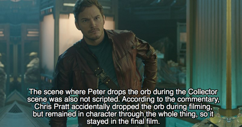 Guardians of the Galaxy facts