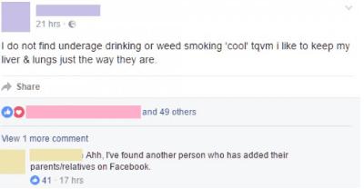 facebook social media idiots - 1848837
