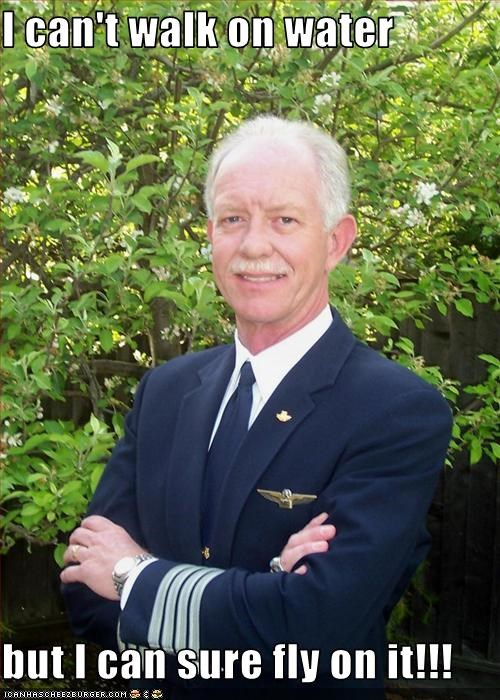 airplanes Chesley Sullenberger flying pilot