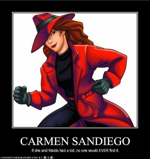 carmen sandiego wheres waldo - 1887556352