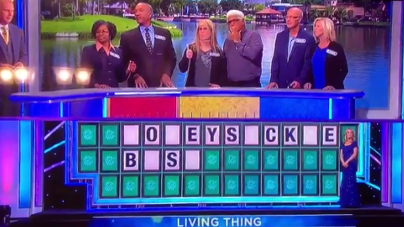 WoW game show wheel of fortune FAIL