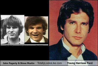 John Fogerty & Steve Martin Totally Looks Like Young