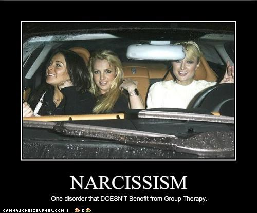 NARCISSISM - Cheezburger - Funny Memes | Funny Pictures
