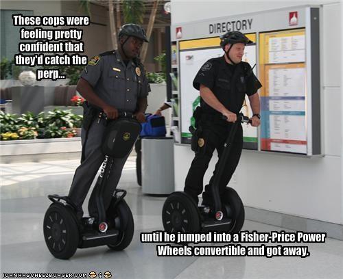 cops police segway - 1906118400