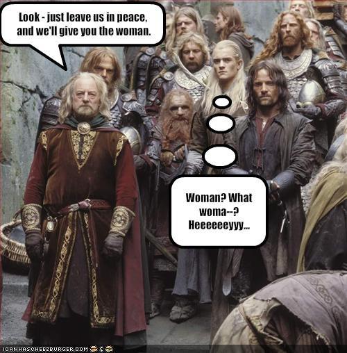 john rhys-davies lady boy Lord of the Rings orlando bloom sci fi viggo mortensen - 1907960064