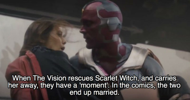 avengers age of ultron movie facts