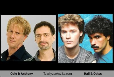 Opie Anthony Totally Looks Like Hall Oates Cheezburger Funny