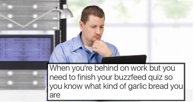 Funny memes about work and office life