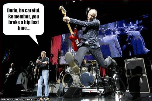 old people rocking out pete townshend roger daltrey the who - 1925563136