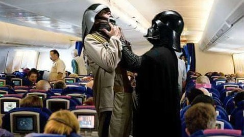 list Memes united airlines star wars - 1929733