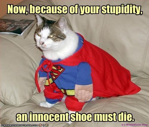 costume,murder,supercat,threats