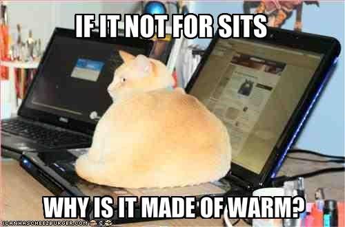 laptop questions warm - 1934942976