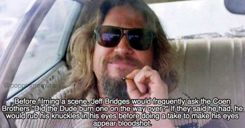 facts about the big lebowski movie