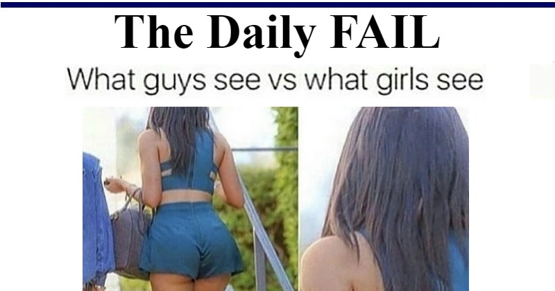 The Daily FAIL: