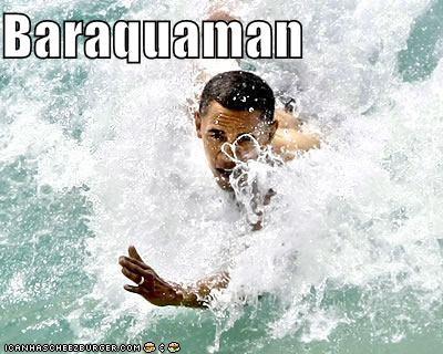 barack obama democrats president swimming - 1937799424