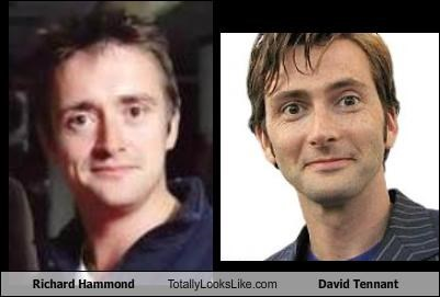 actor bbc David Tennant doctor who richard hammond top gear TV