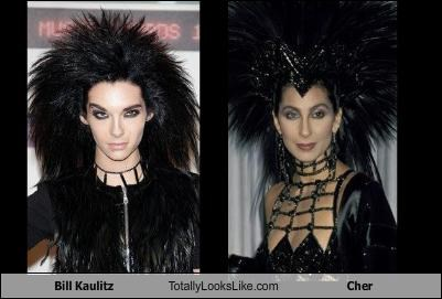Bill Kaulitz Totally Looks Like Cher
