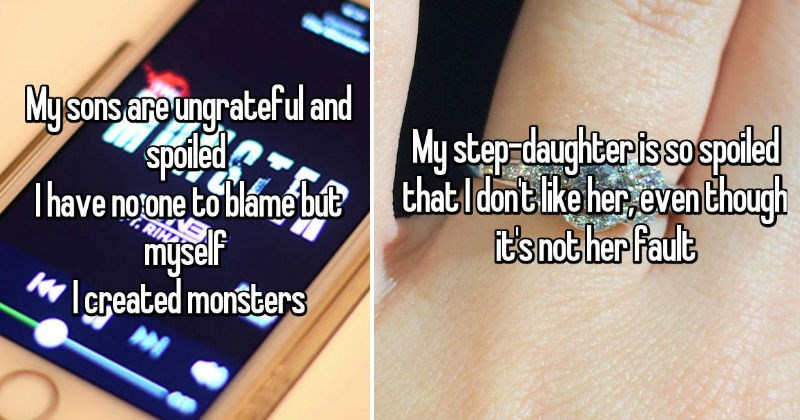 20 slides of parents who are sick of their bad children.